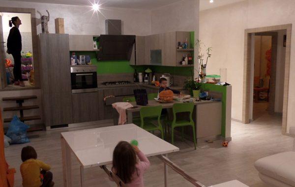 Abitazione in stile moderno