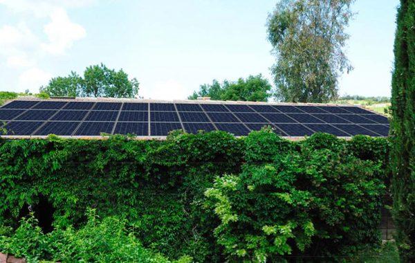 Impianto fotovoltaico da 9,66 kWp